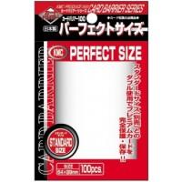 100 Protège carte - Taille parfaite