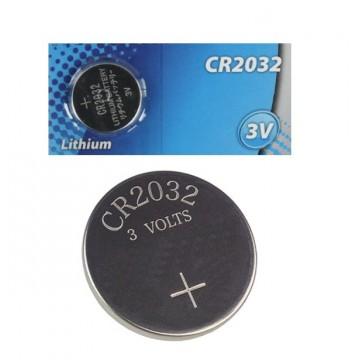 HQ - BATTERIE LITHIUM 3 VOLT- CR2032