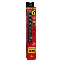 EATON STRIP 6 - Multiprise 6 prises FR, TV/Tél/Fax/Modem