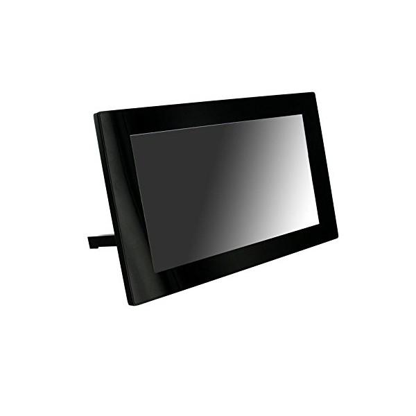 cadre photo num rique telefunken 10 1 pouces kyubeek. Black Bedroom Furniture Sets. Home Design Ideas