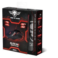 Souris Spirit Of Gamer ELITE M8 + Tapis