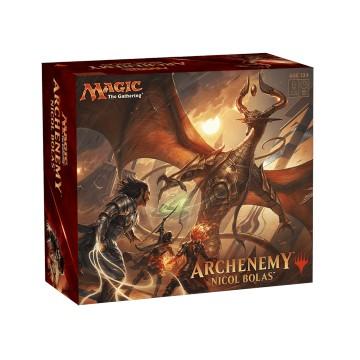 Magic the Gathering Archenemy Pack Nicol Bolas