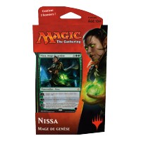 Deck de Planeswalker Nissa - Age de la destruction