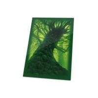 80 Protège carte Lands Edition Forêt