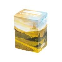 Deck Box Lands Edition Plaine