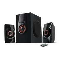 Enceinte SoundPhonic 2.1 LED Display - 14W RMS