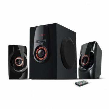 Enceinte SoundPhonic 2.1 LED Display - 14W RMS