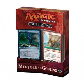 Duel Decks: Goblins Vs Merfolk