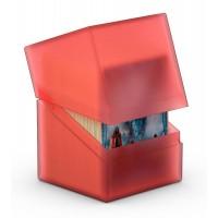Deck Box UG Boulder 100+ taille standard Rubis