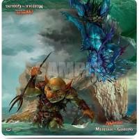 Tapis de jeux Magic - Duel - Goblins vs Merfolk