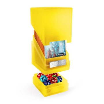 Deck box UG Monolith  100+ taille standard Ambre