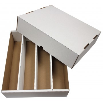 Boîte de rangement pour 4000 cartes