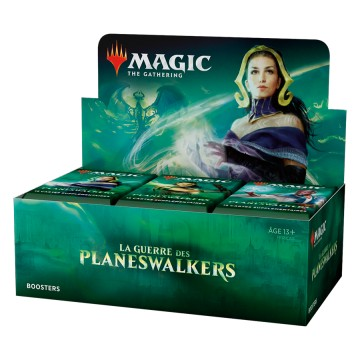 Booster Guerre des Planeswalkers