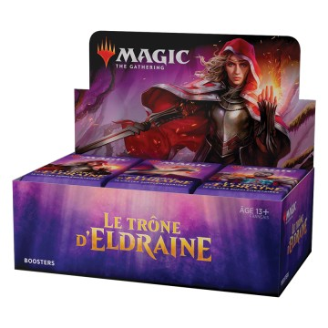 Booster Le Trone d'Eldraine