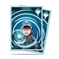 100 Protège carte Chibi Collection Jace V2- Ultra Pro