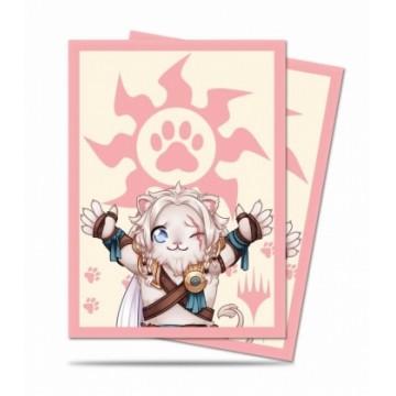 100 Protège carte Chibi Collection Ajani - Ultra Pro