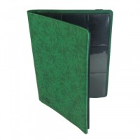 Classeur blackfire 9 pocket album Vert 360 cartes