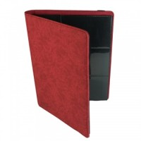 Classeur blackfire 9 pocket album Rouge 360 cartes