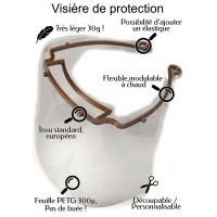 Visière de protection