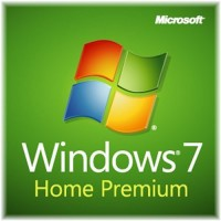 Microsoft Windows 7 Familiale Premium 64 bits, Service Pack 1, OEM
