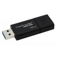 Clé USB 3.0 KINGSTON - 16 Go, noir