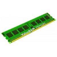 Mémoire KINGSTON VALUERAM DIMM DDR3 - 2 Go, PC10600, 1333 MHz, CL9, 1.5 V