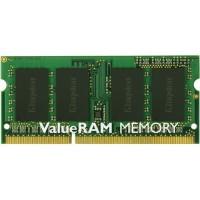 Mémoire KINGSTON VALUERAM SODIMM DDR3 - 4 Go, PC10600, 1333 MHz, CL9, 1.5V