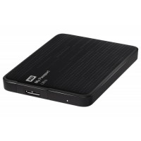 Disque dur externe 1 To WD My Passport Ultra - 2.5 P,USB 3.0, noir