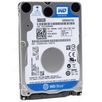 Disque dur 500 Go WD Scorpio Blue 2.5P SATA-600 - 5400 trs/min, Cache 8 Mo, 7 mm, WD5000LPVX