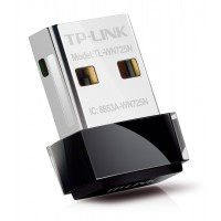 TP-LINK TL-WN725N - Clé USB Wifi 150MB, Wireless N, format nano