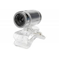 Webcam EDNET 2.0 MP, 1600x1200 , USB 2.0, micro intégré