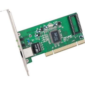 TP-LINK TG-3269 - Carte PCI Gigabit Ethernet 10/100/1000MB 32bits
