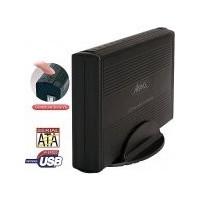 Boîtier externe 3.5 pouces Advance BX-3802STB - SATA, USB 2.0